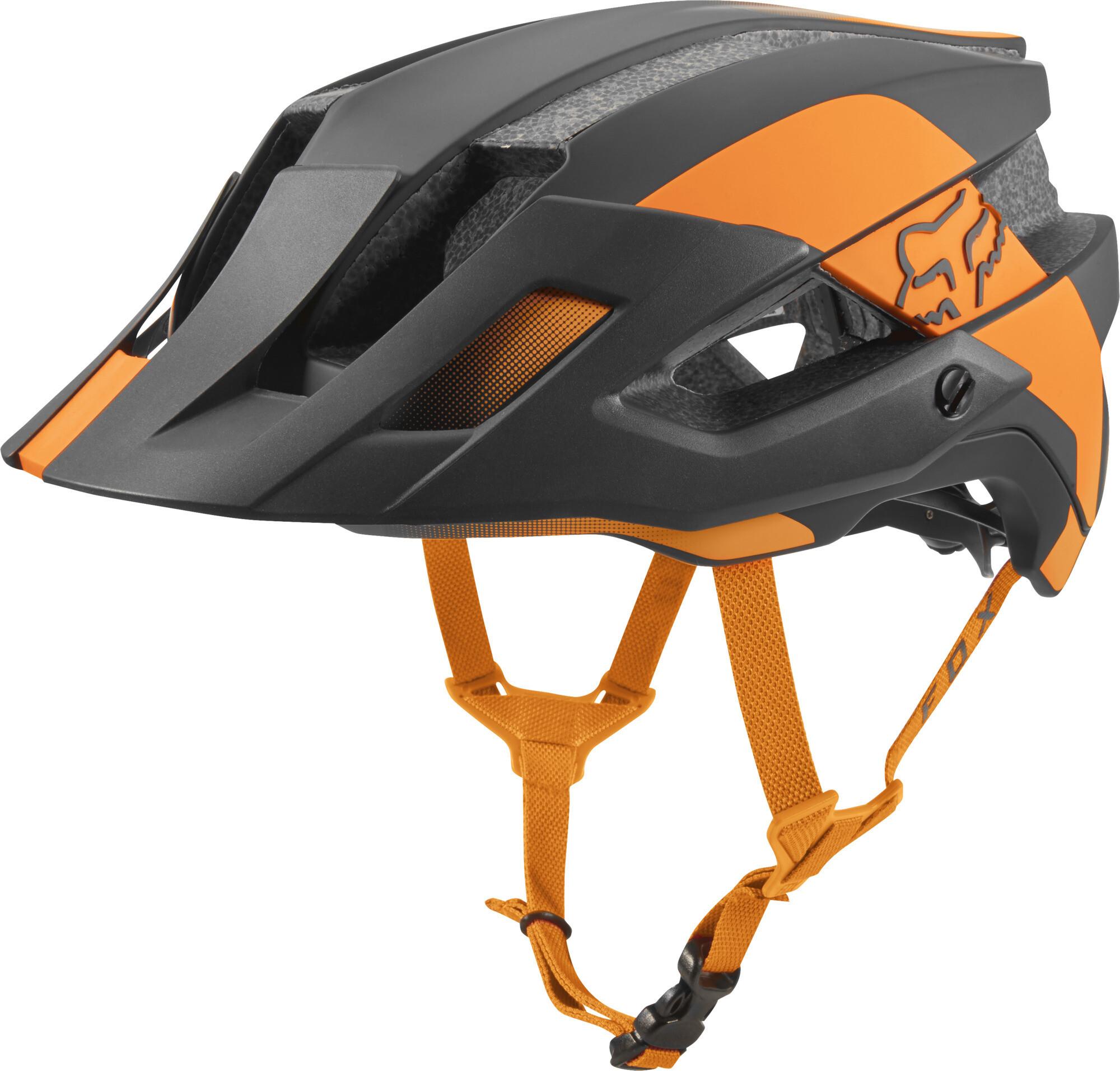 Fox Flux Mips Conduit Bike Helmet Men orange black at Addnature.co.uk 61d836b93c462